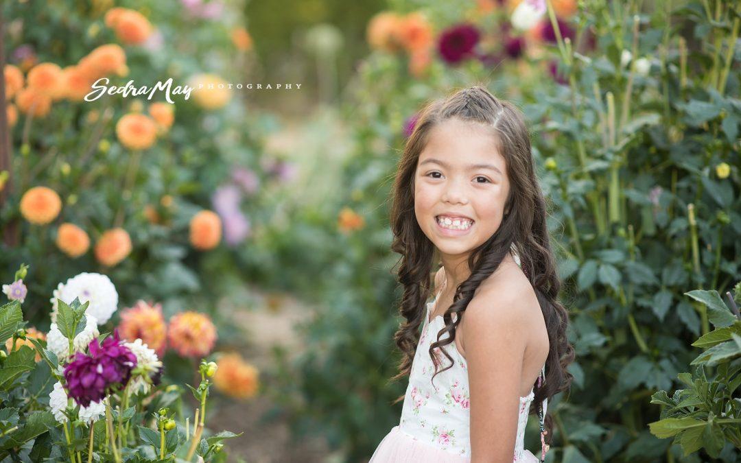 Aliyah | Puyallup Children Portrait Photographer