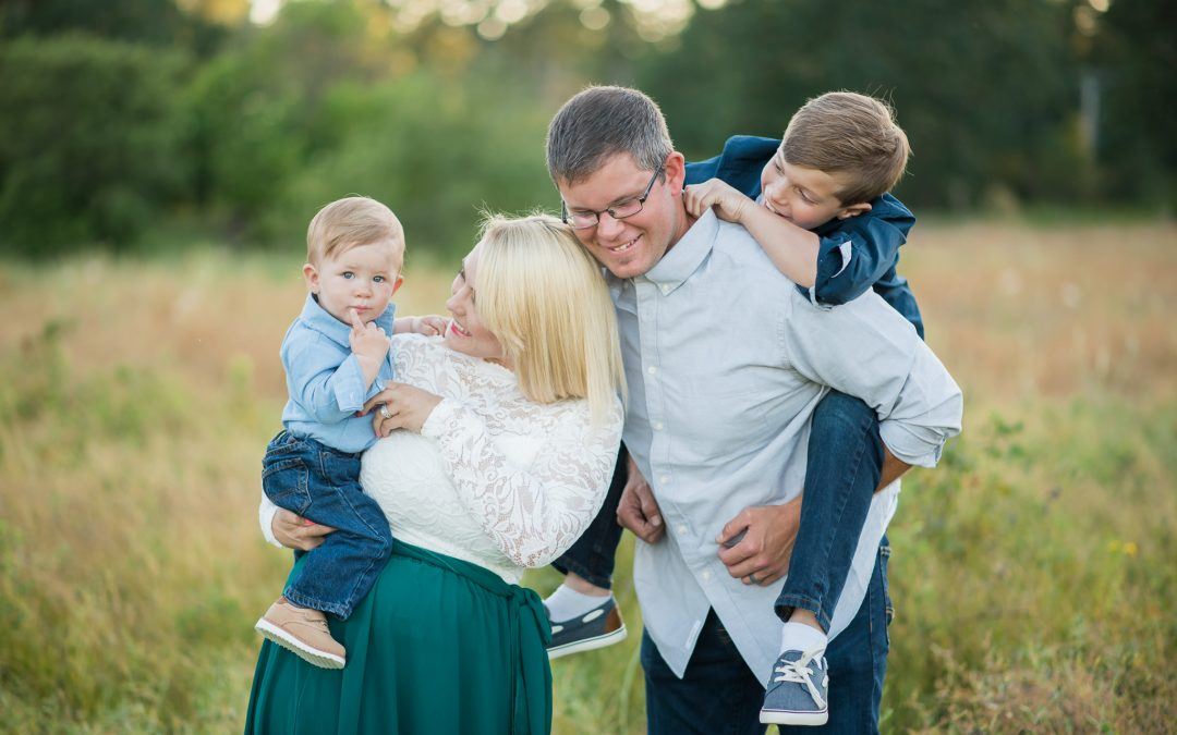 The Hildreth Family | Puyallup Family Photographer