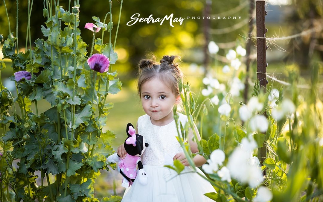 Cora Turns 2 | Puyallup Childrens Photography | Sedra May Photography