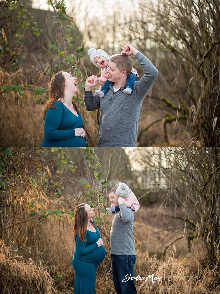 Sedra May Photography | Graham Maternity Photographer