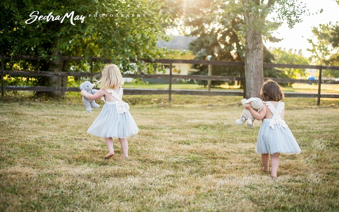 The Gysberg Girls | Tacoma Childrens Photographer | Sedra May Photography